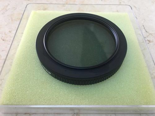 filtro polarizador circular nikon 62 mm.