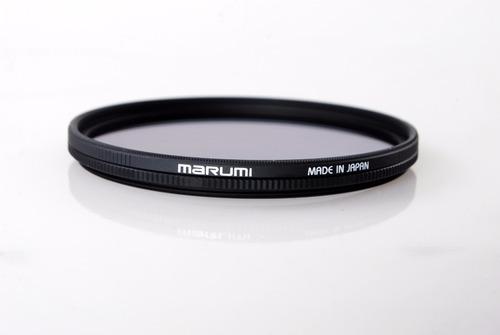 filtro polarizador circular pld dhg marumi de 77mm