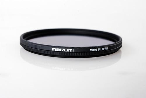 filtro polarizador circular pld dhg marumi p/ lente ø 58mm