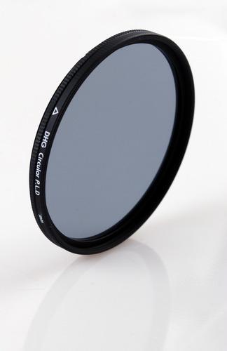 filtro polarizador marumi lente 58mm