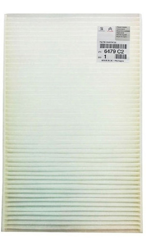 filtro polen peugeot 307 - 308 - 408
