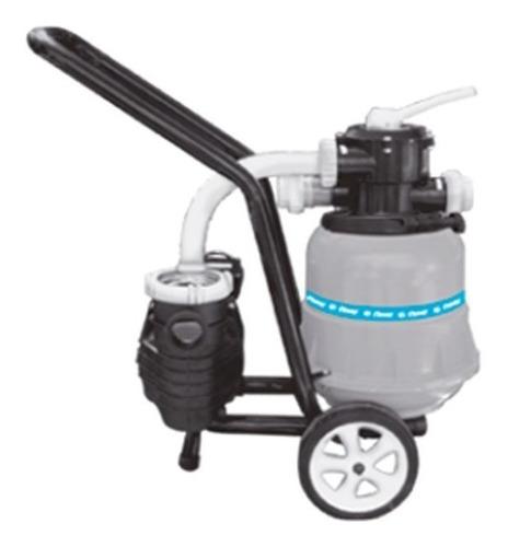 filtro portatil agua fluvial pileta natacion gtia 20.000lts