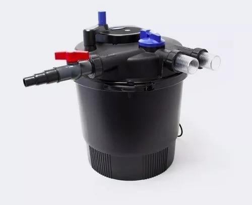 filtro pressurizado sunsun cpf-20000 uv 36w lago até 20000l