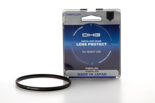filtro protector marumi japon dhg multicoated a lente ø 46mm