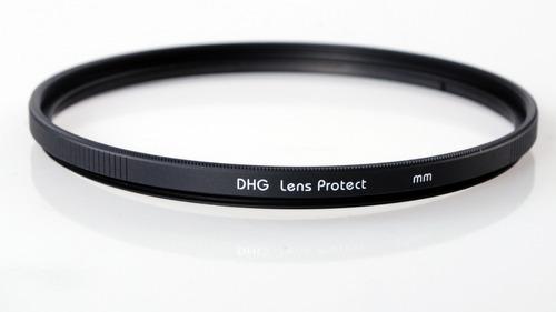 filtro protector marumi japon dhg multicoated a lente ø 62mm