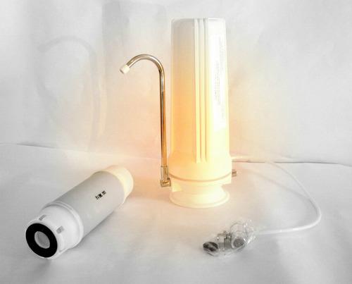 filtro purif. de agua domiciliario homologado en anmat-inal