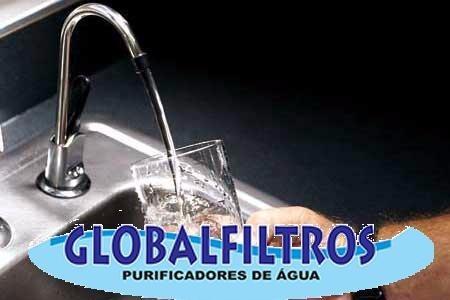 filtro purificador água