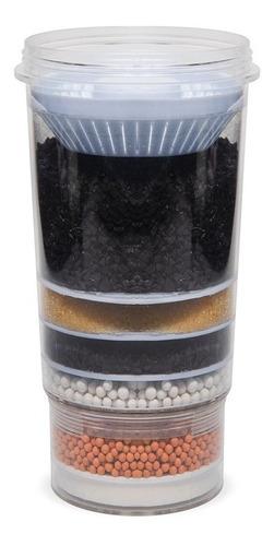 filtro purificador agua bioenergetico ecotrade 28 litros