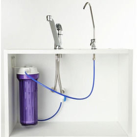 Filtro Purificador Agua Cloro Bajo Mesada C/canilla