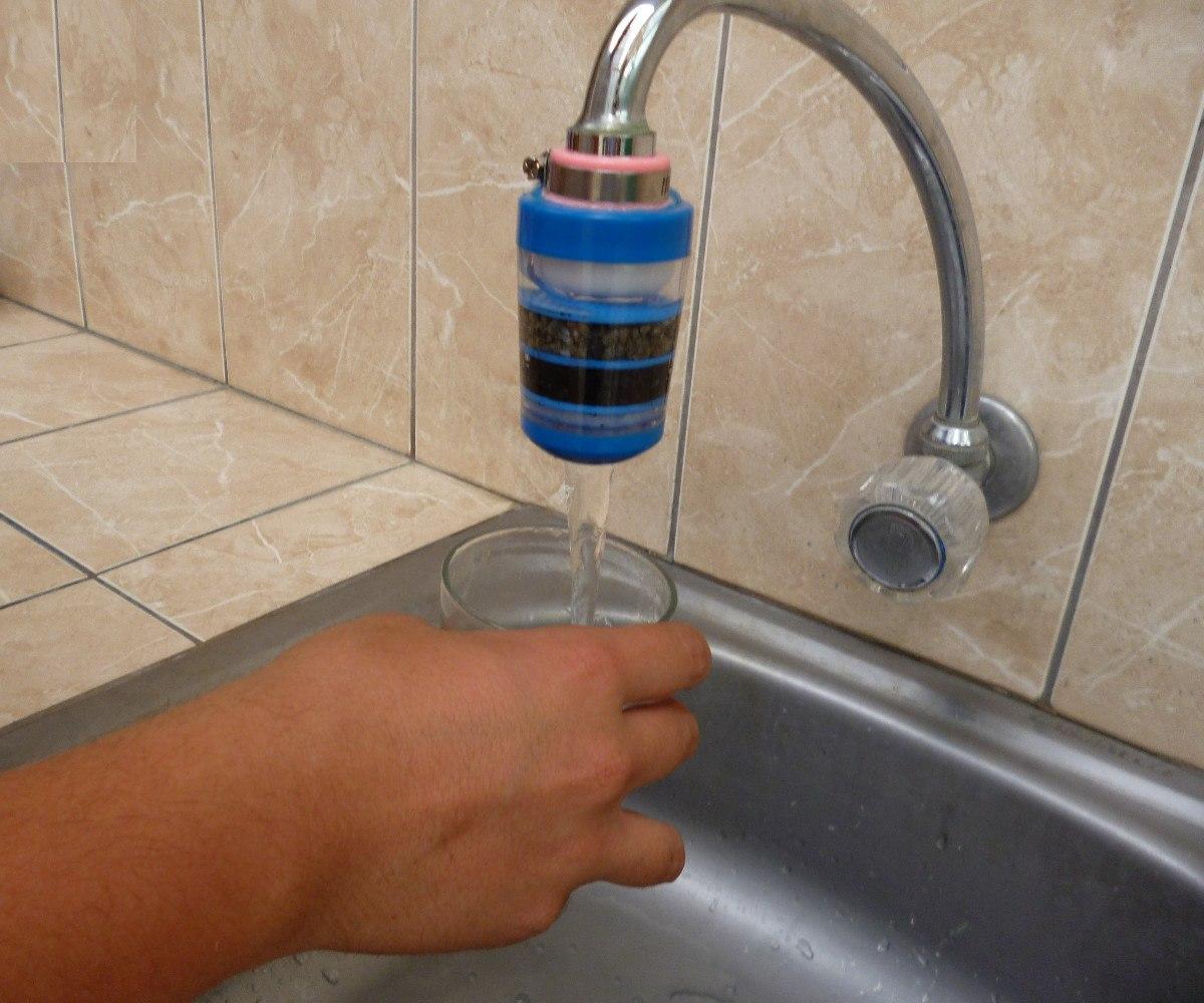 Filtro Purificador De Agua 5 Meses De Duracion S 24
