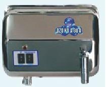 filtro purificador de agua a base de ozono en acero