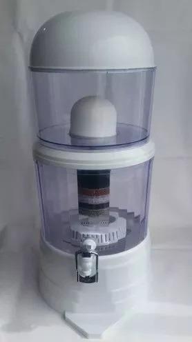 filtro purificador de agua bioenergetico 14 litros