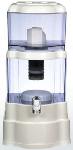 filtro purificador de agua bioenergetico de 21 litros