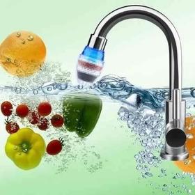 Filtro Purificador De Agua Carbon Activo Para Grifo