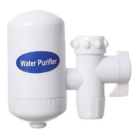 Filtro Purificador De Agua Ceramica Grifo Casero Potable