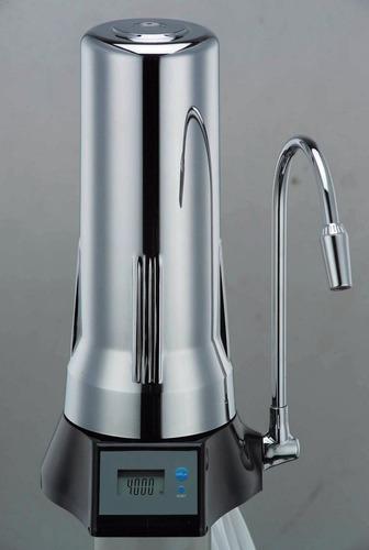 filtro purificador de agua humma digital cloro olor sabor