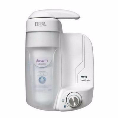 filtro purificador de água ibbl avanti mio com refil extra
