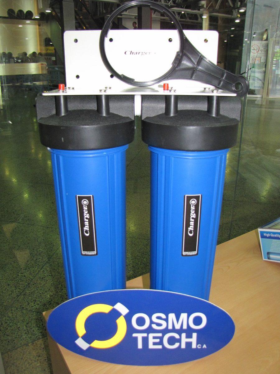 Filtro purificador de agua para toda la casa bighome charger bs en mercado libre - Filtros para grifos de agua ...