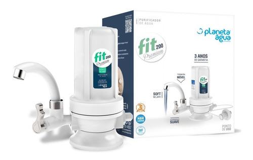 filtro purificador fit 200 premium com tripla filtração
