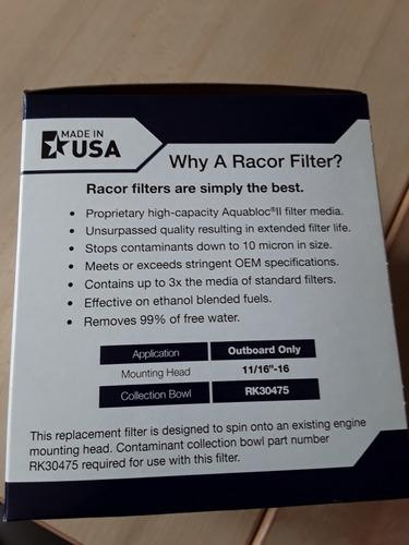 filtro racor s3213 original