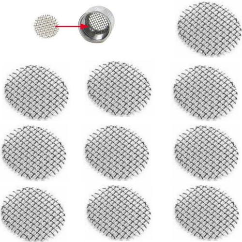 filtro rede screen tela vaporizador g pro e titan - 10 und
