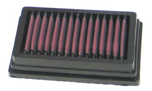filtro reemplazo moto k&n bm-1204 bmw r-1200 gs 2004-