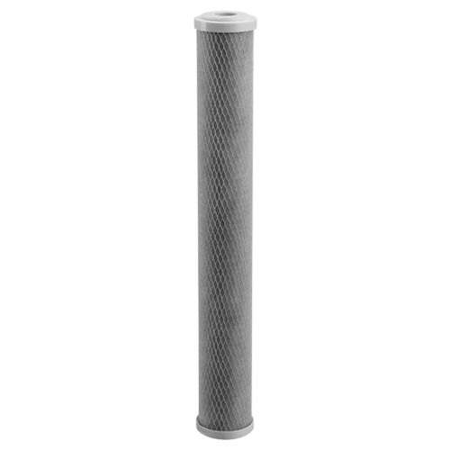 filtro refil cartucho carbon block carvão ativado 20 x 2 1/2