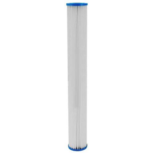 filtro refil cartucho plissado polipropileno 20 x 2 1/2