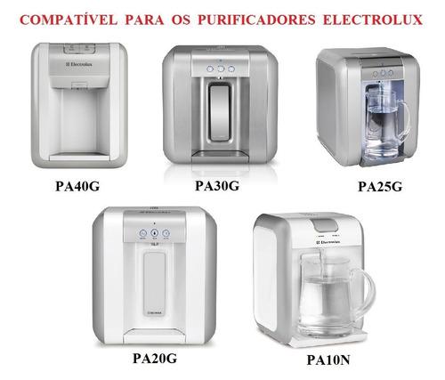 filtro refil para purificador de água electrolux similar