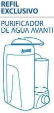 filtro refil purificador de água avanti e mio ibbl original