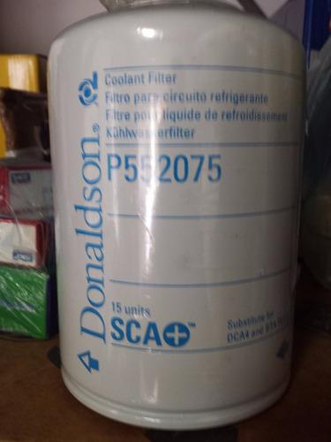 filtro refrigerante del motor cummins y otros p552075