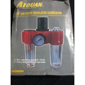 Filtro Regulador De Aire Y Dosificador De Aceite  Compresor
