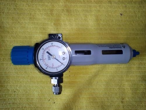 filtro regulador lubricador de aire comprimido festo