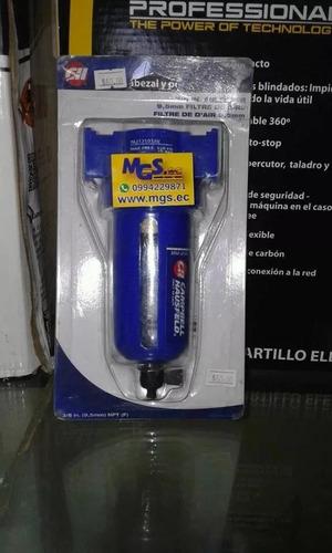 filtro regulador marca campbell