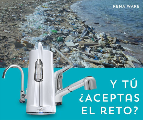 filtro rena ware hd 99.9% de filtración extrema