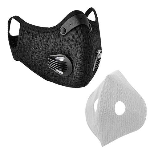 filtro repuesto cubrebocas deportivo mascarilla 10 piezas