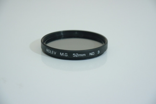 filtro rolev mg 52mm nd 3
