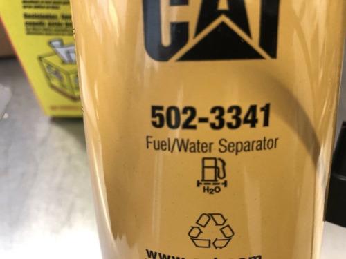 filtro separador agua cat modelo 502-3341