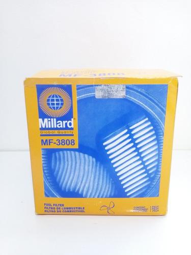 filtro separador de agua motor marino millard 3808 original
