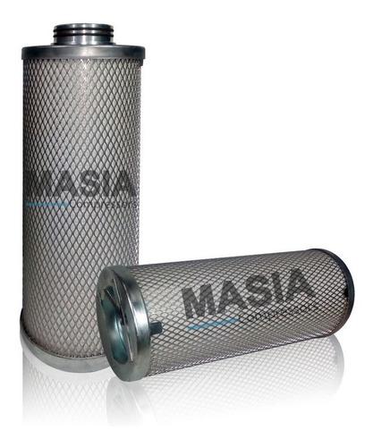 filtro separador de aire aceite sullair 02250185-532