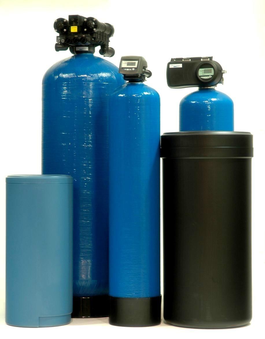 Filtro Suavizador Ablandador Purificador De Agua Resina