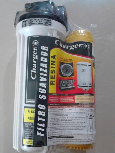 filtro suavizador charger mod hf10-rscl  con cartucho