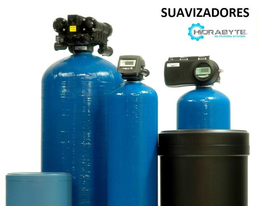 Filtro suavizador de agua ablanda el agua resina for Construccion de piletas de agua