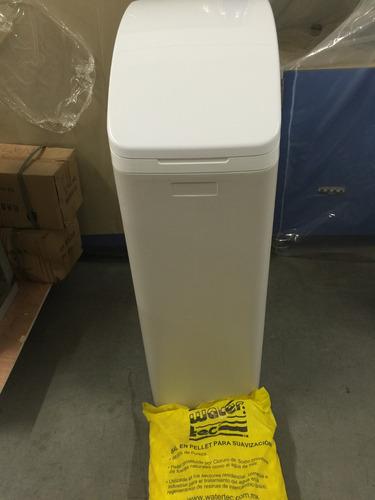 filtro suavizador de agua gabinete elimina sarro del agua