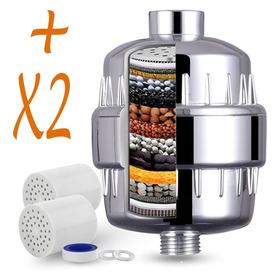 Filtro Suavizador Minerales Agua Pozo Ducha, Cocina +x1 Rep
