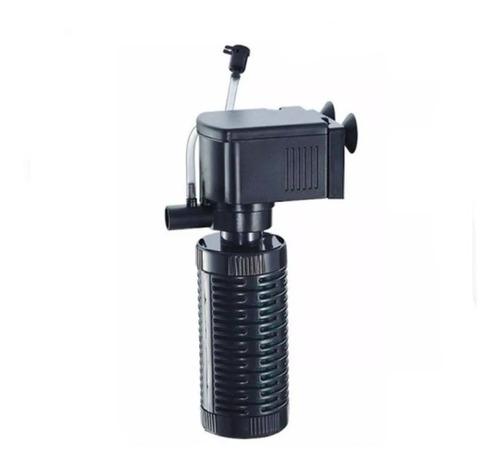filtro submerso com bomba jad sp-1300a 400l/h 9w para aquários
