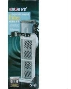 filtro sumergible marca sobo 2000 litros hora