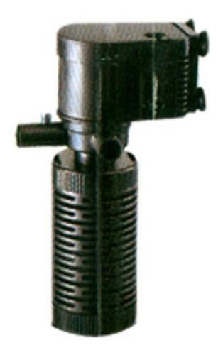 filtro sumergible para pecera de lujo.