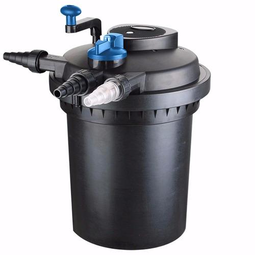 filtro sunsun pressurizado cpf-5000 uv-11w lago até 4000l