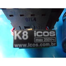 Filtro Supressor De Ruído Elétrico K8 Filtro Rc P/ Ca